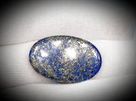 Lapis lazuli 22.68 ct 29х19 mm