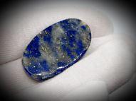 Lapis lazuli 44.37 ct 33x20 mm
